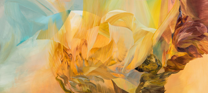 Contrarieties & Counterpoints: Recent Paintings by Melanie Authier